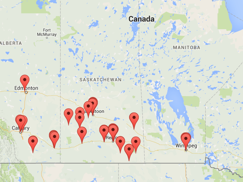 cdn locations